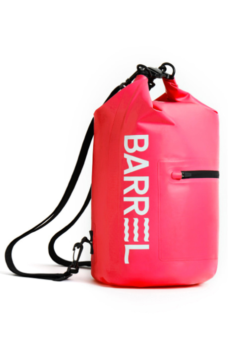 5%쿠폰/배럴 베이직 드라이 백 20L 가방/BARREL BASIC DRY BAG 20L(BWHBDBA02)_NEON PINK_KB6805P8