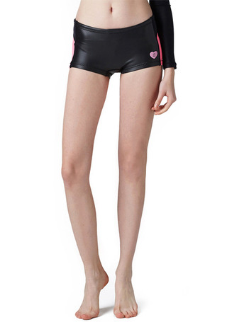 [5%쿠폰] 배럴 우먼 웨이브 네오프렌 숏 팬츠 1mm #OB6602BN / BLACK/PINK BARREL_ WMS WAVE NEOPRENE SHORT PANTS (1mm)