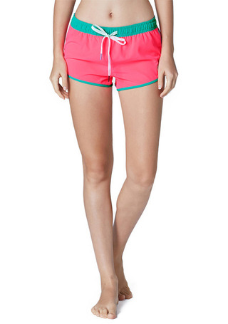 배럴 우먼 선셋 보드숏_BARREL_BW5WBDB001_WMS SUNSET BOARDSHORT_MINT/PINK_OB6503PK/SAB6503PK