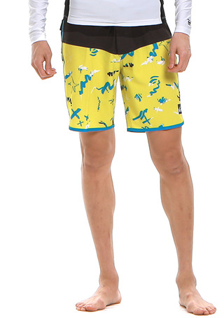 "퀵실버 보드숏19"" #OQS514DZ  / GG6 QUIKSILVER_MENS BOARDSHORT WARSPLASH MIX 19"