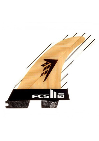 FCS II 서핑 숏보드 3핀/FCS II FW PC CARBON MEDIUM TRI RETAIL FINS FFWL-CC01-MD-TS-R_NO_PFS72501_SHFS72501