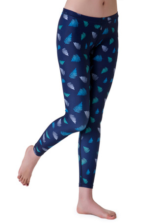 [5%쿠폰] 배럴 우먼 워터 레깅스 #OB675100 / LATIUS BARREL_ WMS ALL OVER WARER LEGGINGS