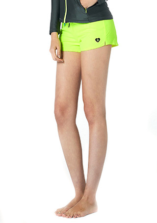[5%쿠폰] 배럴 우먼 바시코코 보드숏 #OB6713Y2 / NEON YELLOW BARREL_ WMS BASICOCO BOARDSHORTS
