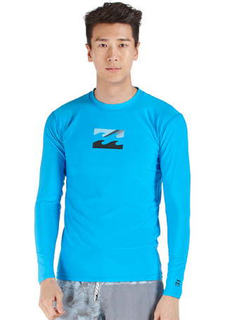 빌라봉 남성 래쉬가드/BILLABONG CHRONICLE LS(MWLYECHL)_NBL_NBI628BU/S7BI628BU