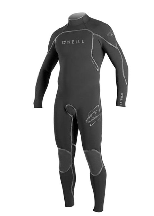 오닐 남성 전신 웻슈트 4mm/ONEILL PSYCHO 1 ZEN ZIP 4/3MM(4394)_BLK/BLK/BLK_NON725BK/S4ON725BK