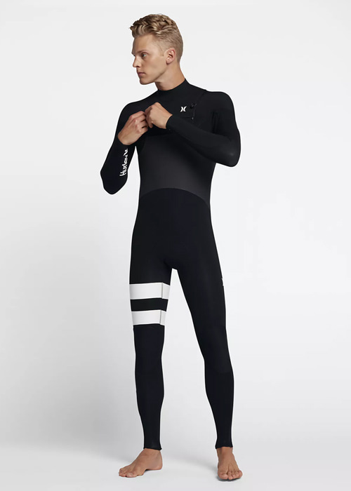 헐리 남성 전신 웻슈트 3mm #NHU805BK / 00A (BLACK) HURLEY MENS WET SUIT MFS0000530 ADVANTAGE PLUS 3/2 MM FULLSUIT