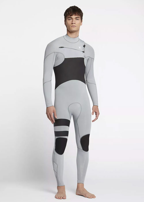 헐리 남성 전신 웻슈트 3mm #NHU805GY / 01V (WOLF GREY) HURLEY MENS WET SUIT MFS0000530 ADVANTAGE PLUS 3/2 MM FULLSUIT