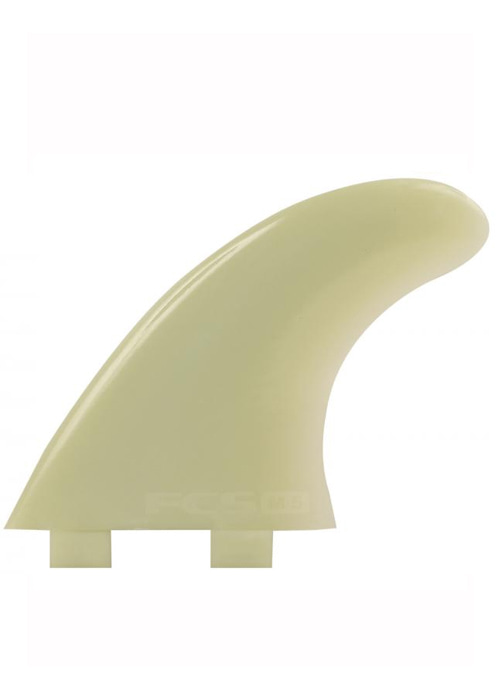 FCS 서핑 숏보드 3핀  PFS80100 /  FCS M5 NATURAL GLASS FLEX TRI FIN SET 1167-165-00-R_SHFS80100