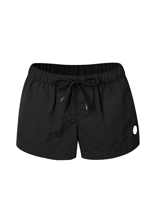[5%쿠폰] 배럴 우먼 솔리드 보드숏 OB6921BK [B018] / BLACK BARREL WMS SOLID BOARDSHORTS BWIWBDB001