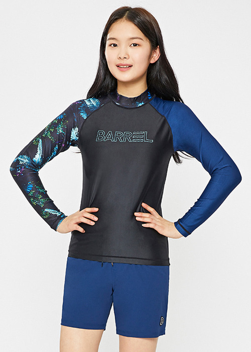 [5%쿠폰]배럴 (10세~14세용) 유스 ODD 래쉬가드 BARREL YOUTH ODD RASHGUARD_BWIJRGT002_AMAZON_NB6948.A [B065]