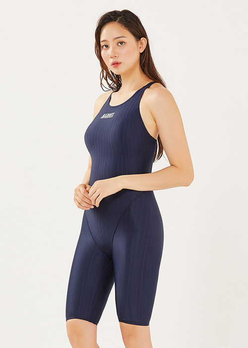 배럴 우먼 트레이닝 스트로크 테크 홀 스윔슈트_BARREL(B914)_BWIWSWO031_WMS TRAINING STROKE TECH HOLE SWIMSUIT_DEEP NAVY_NB69A6NV_SQB69A6NV