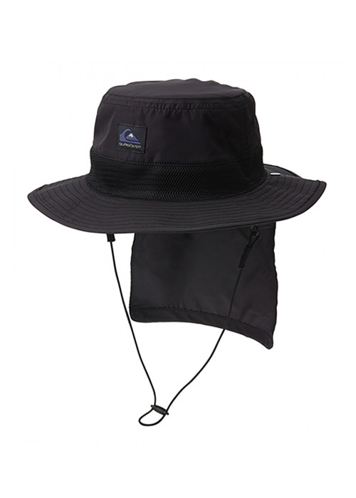 퀵실버 키즈 서프버켓 서핑 모자/QUIKSILVER YOUTH UV WATER CAMP HAT KSA201751-BLK_IQS007BK_KA23HT260_FIQS007BK
